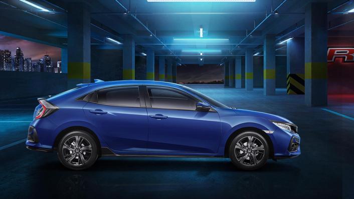 Honda Civic Hatchback 2019 Exterior 001