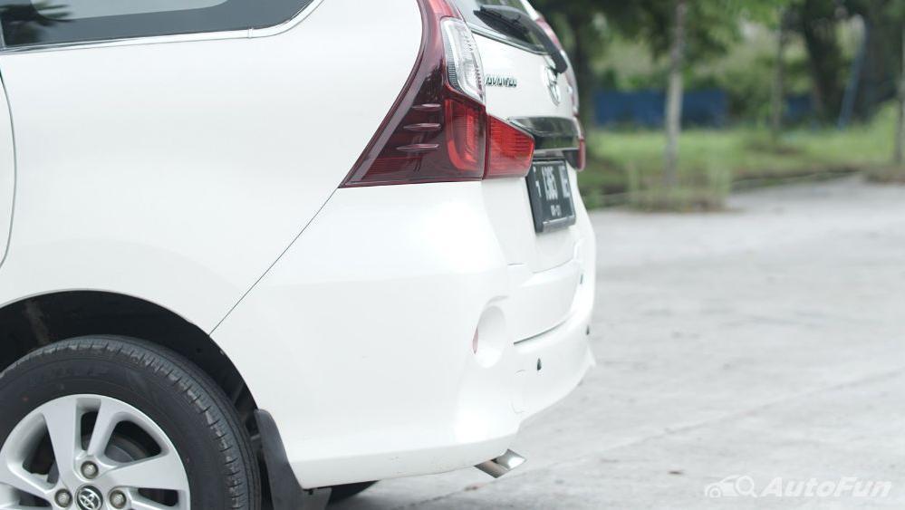 Toyota Avanza Veloz 1.3 MT Exterior 041