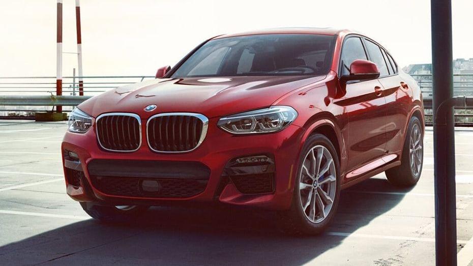 BMW X4 2019 Exterior 005