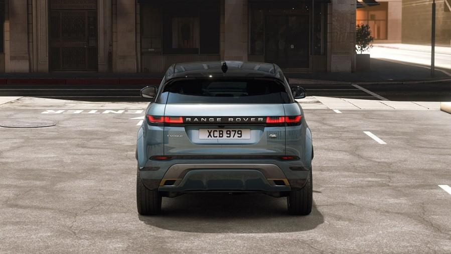 Land Rover Range Rover Evoque 2019 Exterior 005