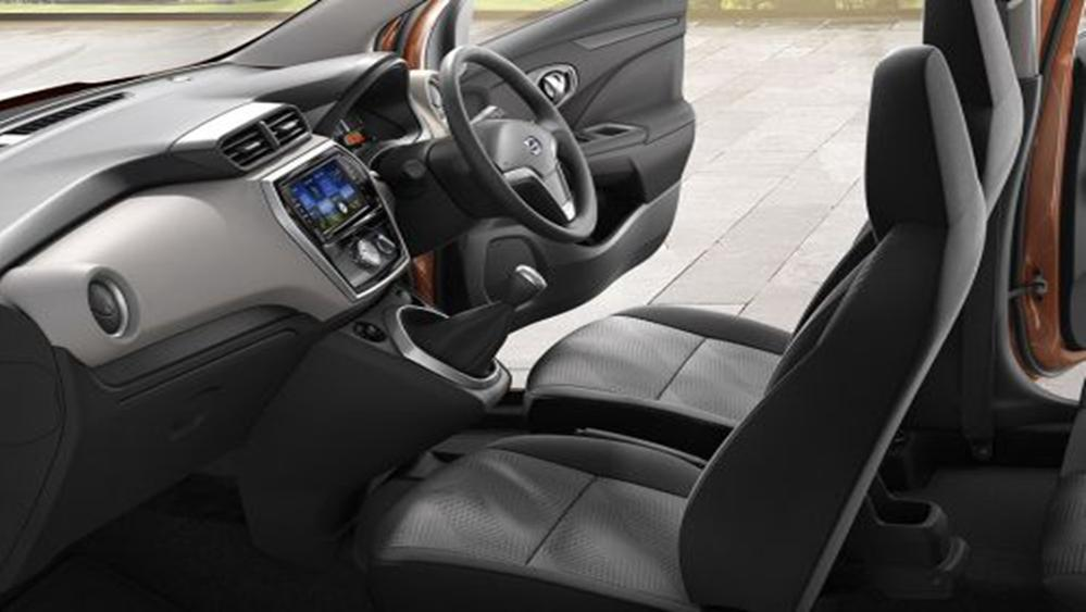Datsun GO Plus 2019 Interior 006