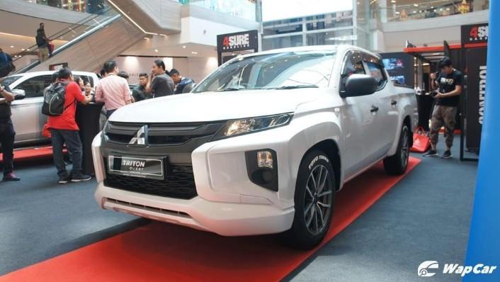 Mitsubishi Triton 2019 Exterior 002
