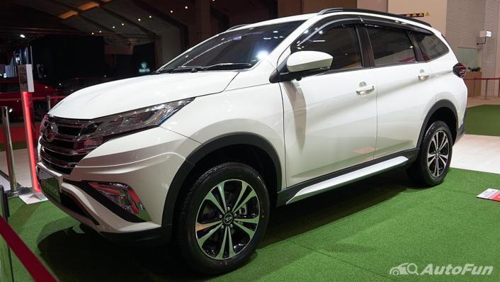 2021 Daihatsu Terios Exterior 001