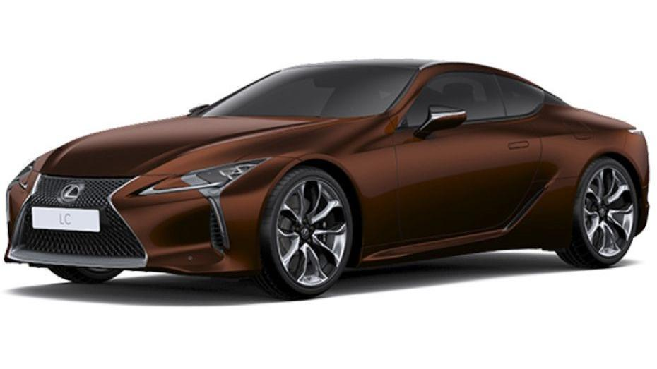 Lexus LC 2019 Others 007