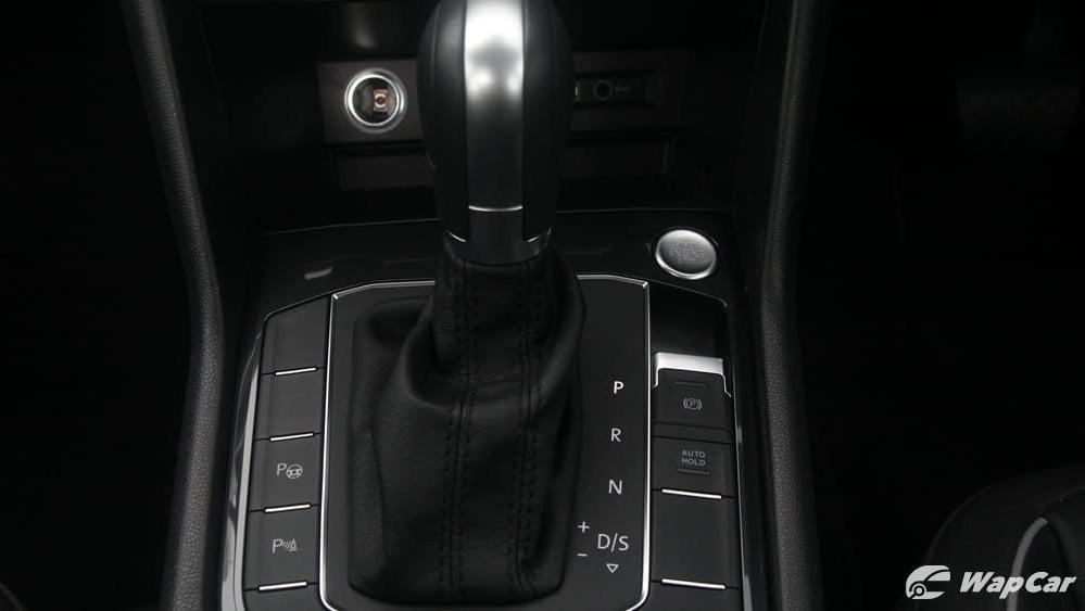 Volkswagen Tiguan 2019 Interior 024