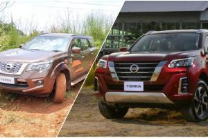 Perbandingan New Nissan Terra 2022 dengan Terra Pre-facelift di Indonesia, Model Baru Fiturnya Banyak?