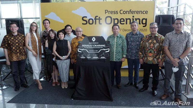 Buka Dealer Baru di Cikarang, Renault Incar Pasar Fleet Jawa Barat 02