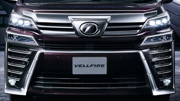 Toyota Vellfire 2019 Exterior 006