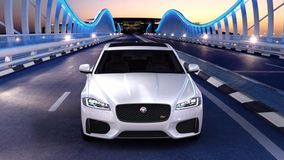 Jaguar XF 2019 Exterior 002