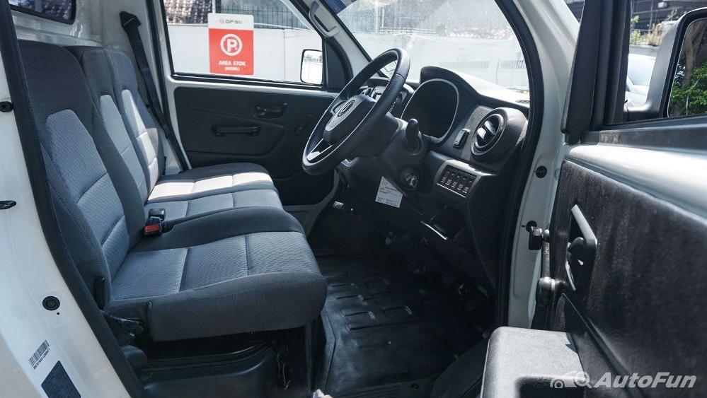 DFSK Super Cab 2019 Interior 013
