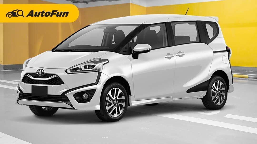 Terjual 55 Unit Selama Januari-Februari 2021, Apa Sih yang Membuat Toyota Sienta 2021 Kurang Laku? 01