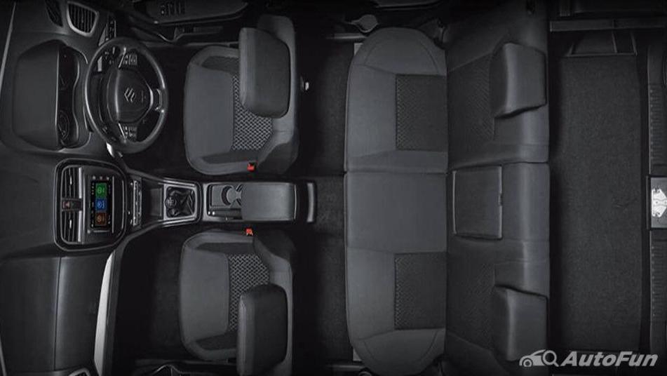 Suzuki Vitara Brezza 2019 Interior 010