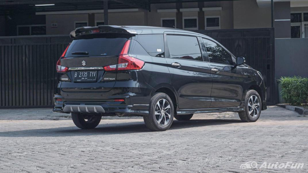 Suzuki Ertiga Sport AT Exterior 005