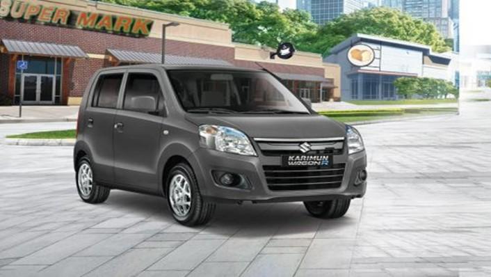 Suzuki Karimun Wagon R 2019 Exterior 003