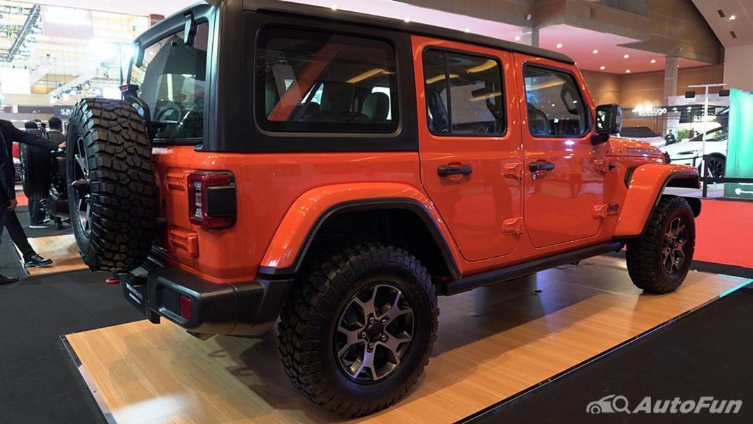 2021 Jeep Wrangler Exterior 004
