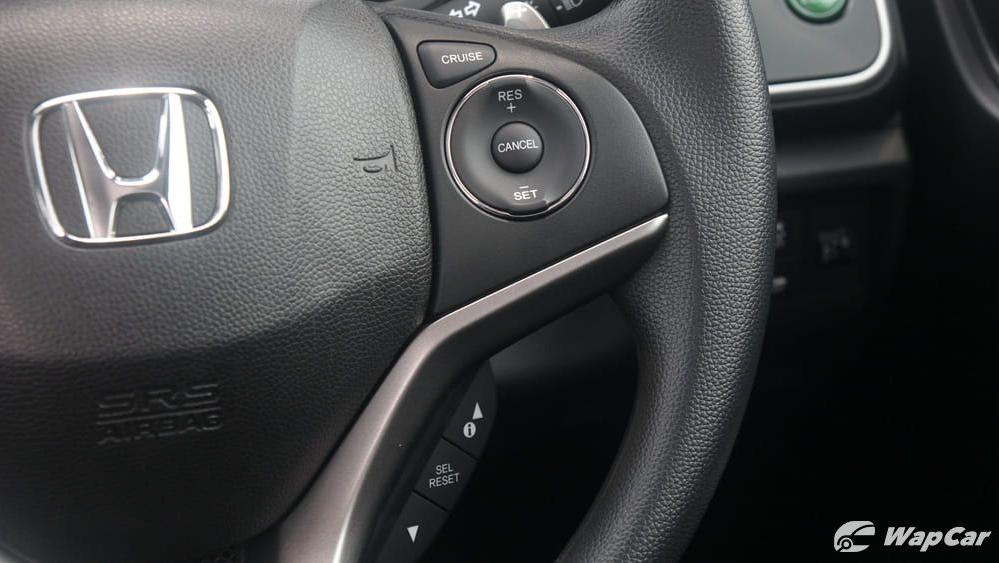 Honda City 2019 Interior 051