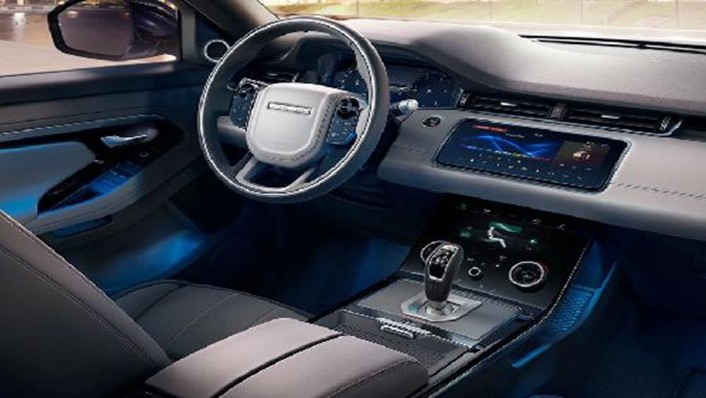 Land Rover Range Rover Evoque 2019 Interior 004