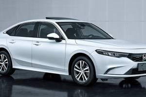Honda Integra 2021 Sudah Meluncur di Cina, Tapi Dalam Wujud Civic