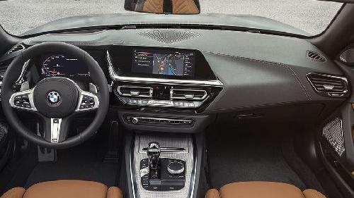 BMW Z4 2019 Interior 001