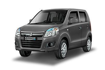 Suzuki Karimun Wagon R GS AGS
