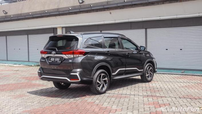 Toyota Rush 2019 Exterior 007