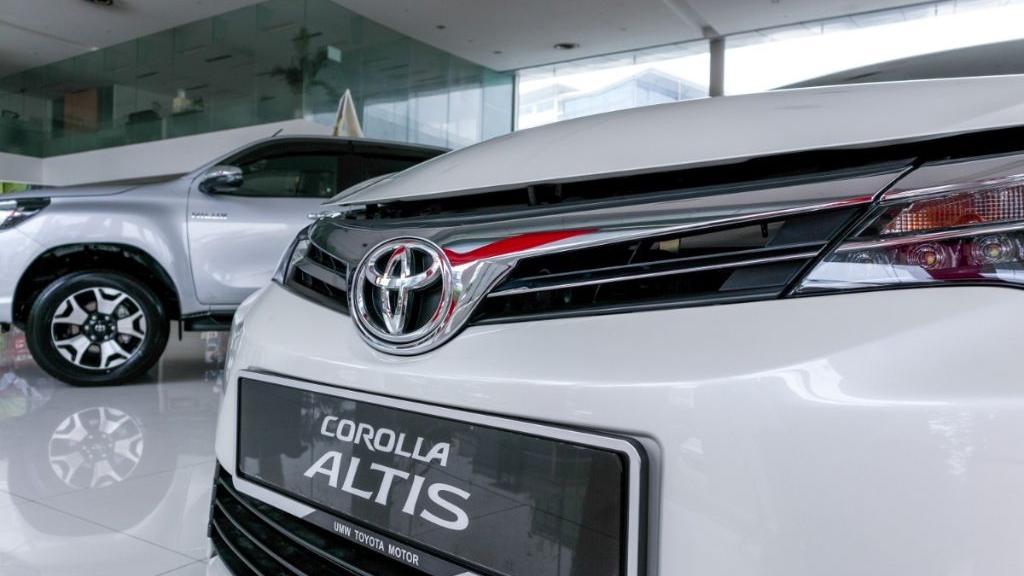 Toyota Corolla Altis 2019 Exterior 035