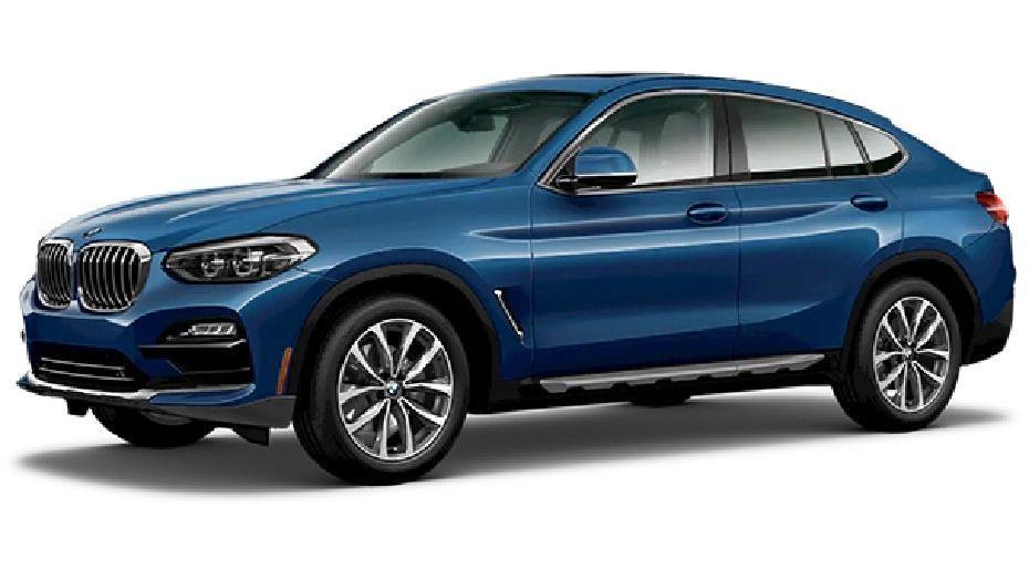 BMW X4 2019 Others 003