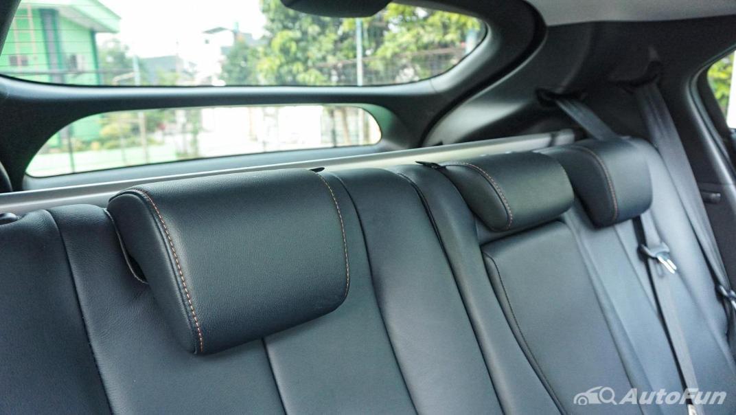 Mitsubishi Eclipse Cross 1.5L Interior 060