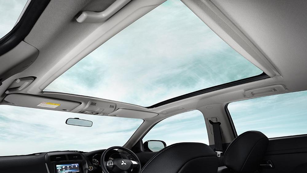 Mitsubishi Outlander Sport 2019 Interior 007