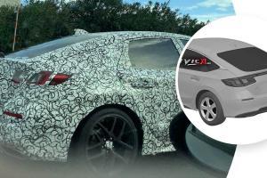 Honda Civic Hatchback 2022 Tertangkap Kamera Lagi Uji Jalan, Siap-siap masuk Indonesia Nih!