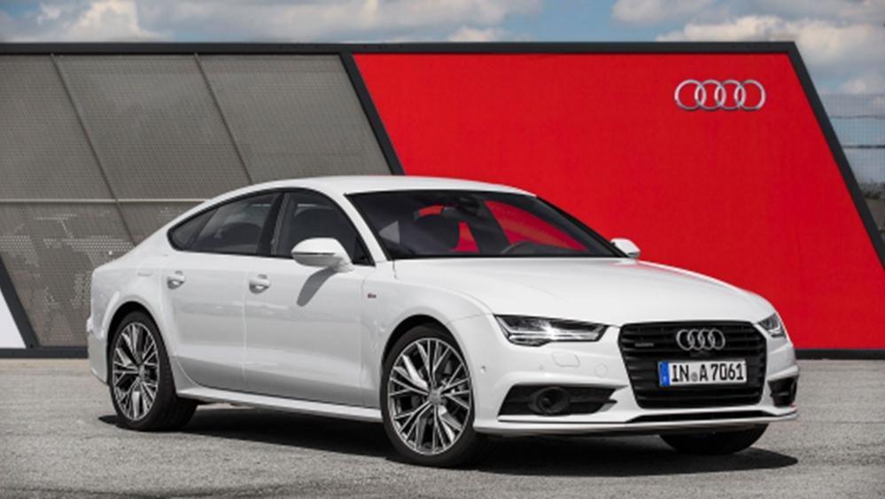 Audi A7 2019 Exterior 006
