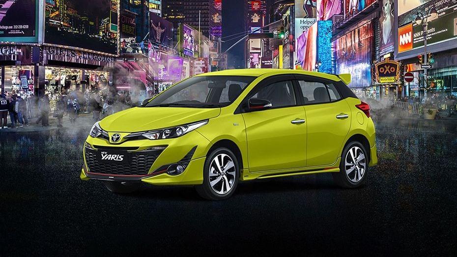 Toyota Yaris 2019 Exterior 064