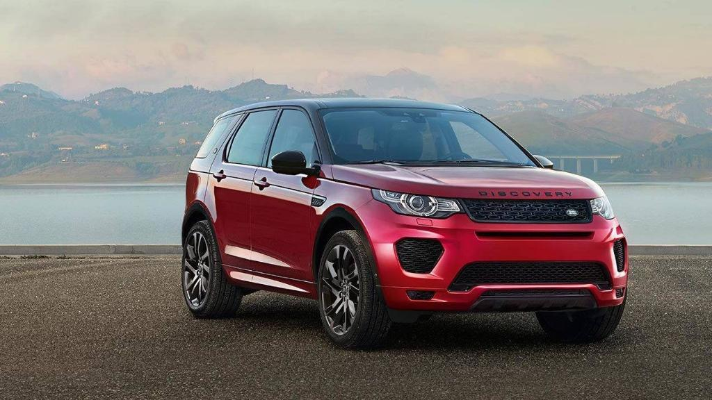 Land Rover Discovery Sport 2019 Exterior 009