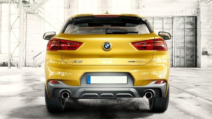 BMW X2 2019 Exterior 003