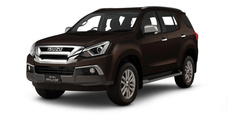 Isuzu MU-X 2019 Others 003