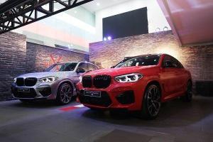 BMW X3 M Competition dan X4 M Competition Resmi jadi SUV Terkuat!