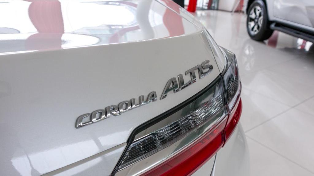 Toyota Corolla Altis 2019 Exterior 042
