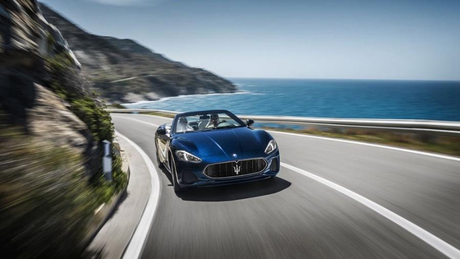 Maserati Grancabrio 2019 Exterior 003