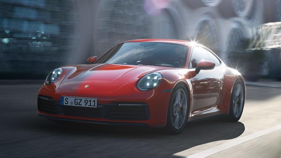 Porsche 911 2019 Exterior 054