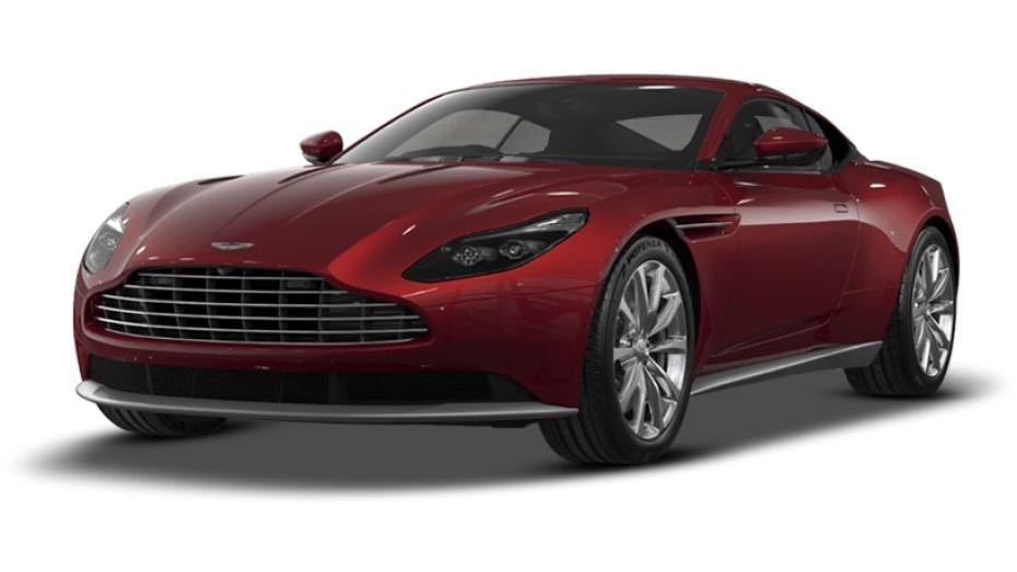 Aston Martin DB11 2019 Others 009