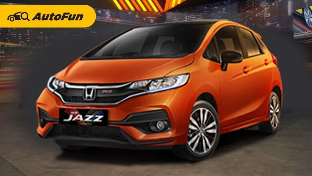 Hal Menarik yang Dimiliki Honda Jazz 2021, Cocok Untuk Sehari-hari atau Modifikasi 01