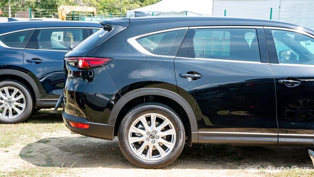 Mazda CX 8 2019 Exterior 021
