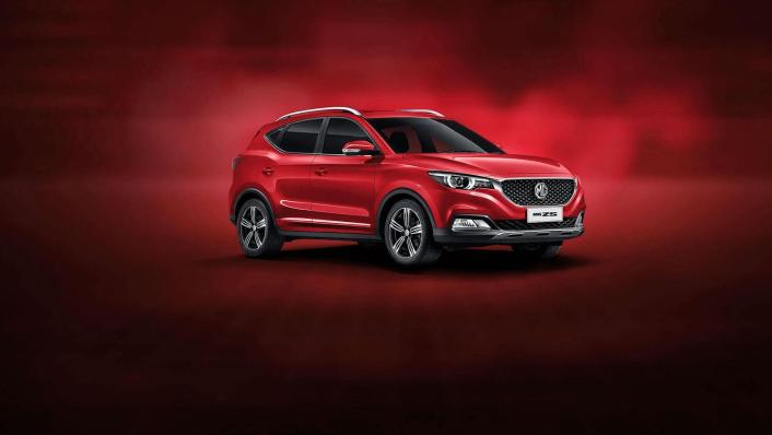 MG ZS-{id} Exterior 002