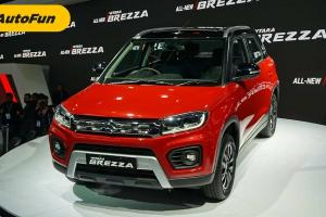 Suzuki Siapkan Mobil Baru di Semester Dua, Apakah Suzuki Vitara Brezza 2021 Akan Lawan Daihatsu Rocky?