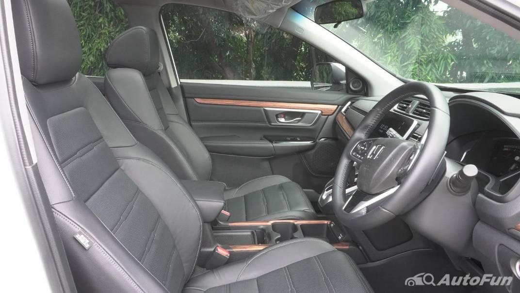 2021 Honda CR-V 1.5L Turbo Prestige Interior 005