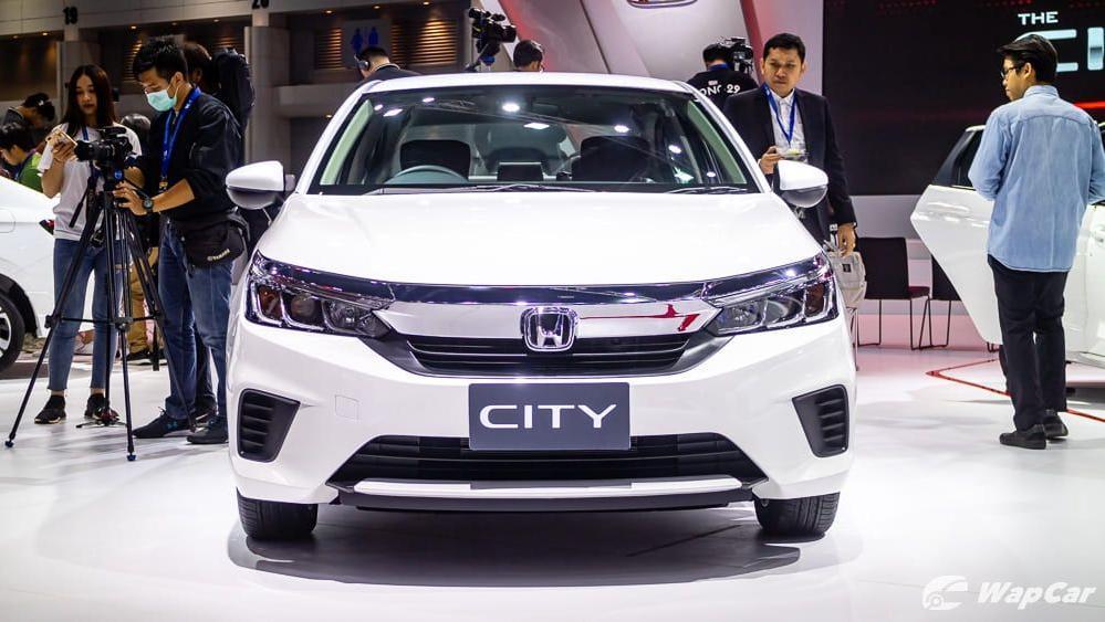 Honda City 2019 Exterior 105