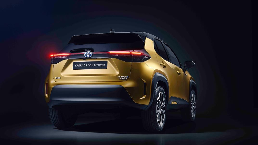 2020 Toyota Yaris Cross International Version Exterior 018