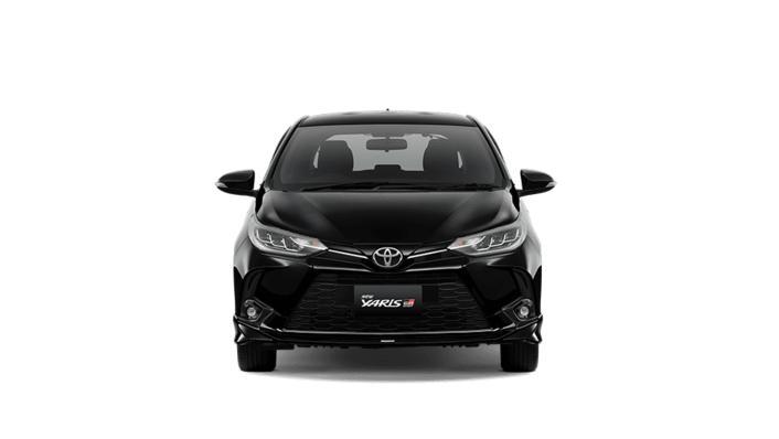 2021 Toyota Yaris 1.5 S CVT GR Sport 7 AB Exterior 002