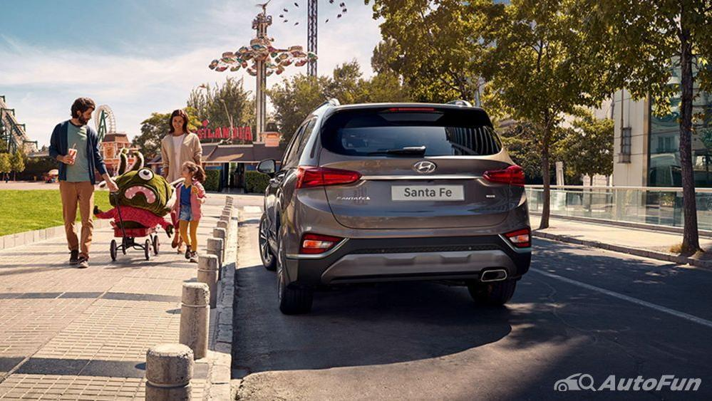 Hyundai Santa Fe 2019 Exterior 015