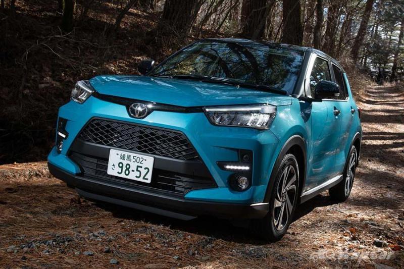 Toyota Raize Telah Didaftarkan Di Vietnam, Jadi Model Setir Kiri Pertama di Dunia 02
